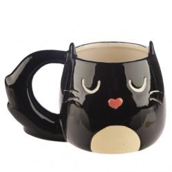 Mug chat feline fine