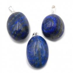 Pendentif pierre roulée Lapis Lazuli