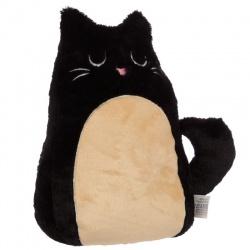 Câle-porte peluché Chat feline fine