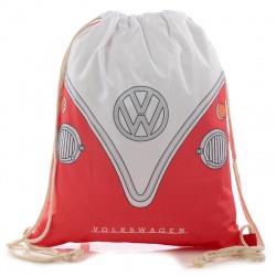 Sac à cordons Volkswagen bleu